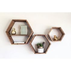 Honeycomb Shelf, Honeycomb Shelves, Hex Shelves, Hexagon Shelves,... ($18) ❤ liked on Polyvore featuring home, furniture, storage & shelves, bookcases, hexagon shelf, honeycomb bookcase, hexagon shelving, book shelves and honey comb shelf