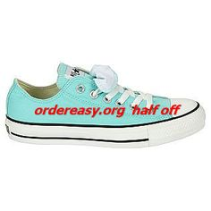 My awesome Tiffany Blue converse     site full of 52% off #Womens #converse Shoes