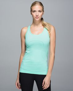 This anti-stink tank is the perfect stowaway for a warm-weather destination race. It also moonlights as a base layer for chillier evening training runs and is a super comfy companion in Hatha class. Yup, we wear it for pretty much everything.