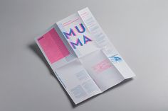 MUMA on Behance
