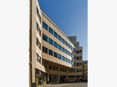 modern Office Space At Lime Street, Fenchurch