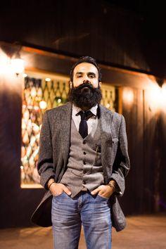 #WORMLAND Men's Fashion likes to inspire you! #fall #winter #beard