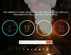 119 best Countdown Timer images on Pinterest | Countdown timer, Link ...