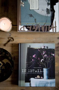 Giveaway: Free Books! Win IN DETAIL By Hans Blomquist