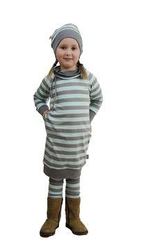 Design: Streifen grau/mint Mint, Hoodies, Sweaters, Design, Fashion, Stripes, Grey, Curve Dresses, Moda