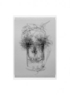 Untitled (Layered Skull) by Mercedes Baliarda at The Contemporary London