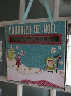 Tchoubi ::: Petites histoires créatives: Le courrier de Noël.....
