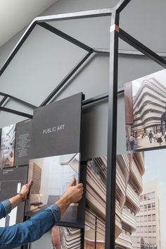 Sjm Exhibition Frame Hanging