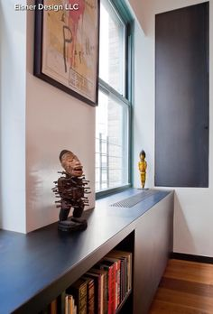 PTAC cover Eisner Design - contemporary - kitchen - new york - Eisner Design LLC Contemporary Radiators, Contemporary Decor, Contemporary Kitchens, Modern Radiator Cover, Home Radiators, Casa Milano, Kitchen New York, Interior Inspiration, Sweet Home