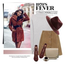 """Paris Street Style"" by genuine-people ❤ liked on Polyvore featuring moda, rag & bone y Gianvito Rossi"