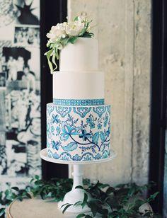 Delft pottery inspir