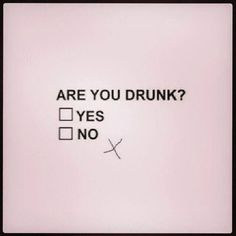 (via Funny Drunk Multiple Choice Questionnaire | Funny Joke Pictures)