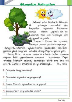 Learn Turkish, Turkish Language, Primary School, Education, Learning, Languages, Turkish People, Kids Discipline, Idioms