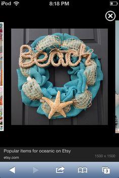 Beach door reef