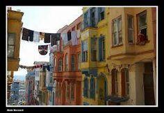 Nostalgic Istanbul street