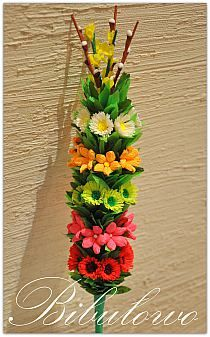 WIELKANOC na Stylowi.pl Quilling, Paper Flowers, Crafts For Kids, Aga, Home Decor, Google, Flower Fabric, Flowers, Palms