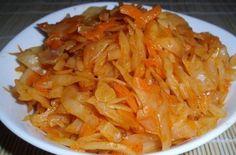 Тушеная капуста: 10 рецептов приготовления вкусного и полезного блюда