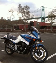 Our #tbt tribute this week comes from Aaron D. It's a Gs550es from 1984!