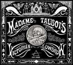 This website has absolutely amazing Victorian Gothic posters... And then other fascinating oddities!