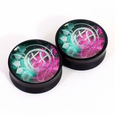 Blink-182 Plugs, Gauges, stretched ears