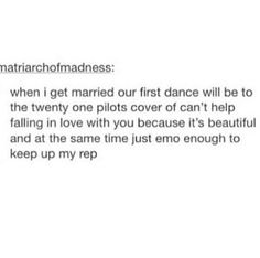 what's even better is my parents' first dance was to the original song by Elvis. I should totally do this.