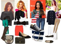 """""""Pretty Little Liars Fashion 2013"""" by plastbiebhaterz ❤ liked on Polyvore"""