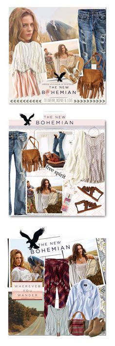 """""""Winners for The New Bohemian with American Eagle Outfitters"""" by polyvore ❤ liked on Polyvore featuring American Eagle Outfitters, aeostyle, Valentino, Isabelle Zumbrunn, newbohemian, boho, bohochic and contestentry"""