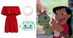 You Pretty Much Need These 14 Novelty Bags to Complete Your Next DisneyBound Look   Lilo & Stitch-inspired outfit + Hot Topic Scrump purse   [ http://di.sn/6000B7fNi ]