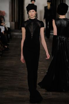 Ralph Lauren Fall 2013 Runway Show