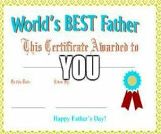 Free Father's Day Coupon Book Good Good Father, Happy Fathers Day, Free Samples, Are You Happy, Coupons, Competition, Daddy, Printables, Tutorials