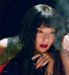 bad boy mv cr. twt: milkywayill Red Velvet Seulgi, Red Velvet Irene, Ulzzang, Korea, Kang Seulgi, Girls World, Girl Gang, Airport Style, Queen