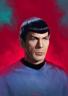 am Spock by ChristinZakh Star Trek armor clothes clothing fashion player character npc Star Trek Tv, Star Wars, Star Trek Voyager, Star Trek Characters, Leonard Nimoy, The Final Frontier, Star Trek Universe, Uss Enterprise, Spock