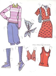 종이인형 (models) : 네이버 블로그 * free paper dolls 1500 international artist Arielle Gabriel's The International Paper Doll Society for paper dolls pals at Pinterest *