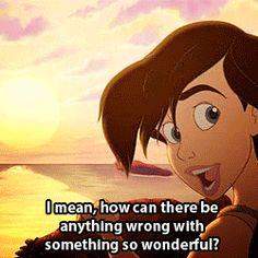 """The Little Mermaid II: Return to the Sea"" - Princess Melody Disney And More, Disney Love, Disney Magic, Disney Pixar, Walt Disney, Disney Stuff, Dreams Do Come True, Movie Lines, Ariel The Little Mermaid"