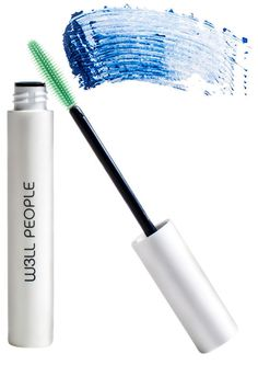 21 mascaras for longer lashes: W3ll People Expressionist Mascara in Blue