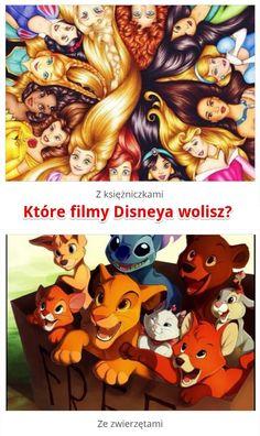 Które filmy Disneya wolisz? http://www.ubieranki.eu/quizy/co-wolisz/576/ktore-filmy-disneya-wolisz_.html#CoWolisz