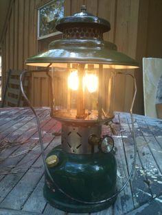 Old Coleman Lanterns | Old Coleman lanterns and stoves - AR15.Com Archive