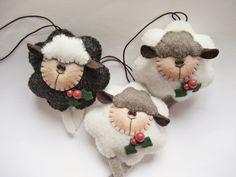 Music of my soul: Рождественские овечки