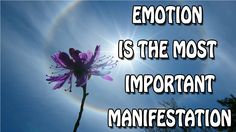 Abraham Hicks - Emotion is the most important manifestation (You have to care about feeling good)