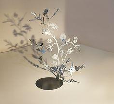 Garden // Silver Pearl & Polar White