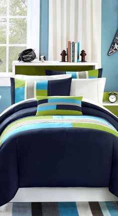 Pipeline #kids #rooms #bedding