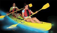 """Bioluminescent Lagoon in Fajardo, PR - A """"must experience"""" when visiting la isla de Puerto Rico!"""