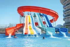 SunConnect Sea World Resort & Spa in Kizilagac - Hotels in Türkei