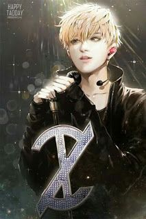 Tao fanart *-* ♡ huang gege exo fan art, exo и tao exo Exo Anime, Anime Guys, Anime Art, Tao Exo, Baekhyun, K Pop, Fairy Tail Pictures, Supernatural Pictures, Huang Zi Tao