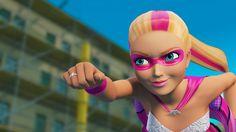 Barbie en Super Princesse 2015 - Dessin Animé Complet en Francais de Barbie