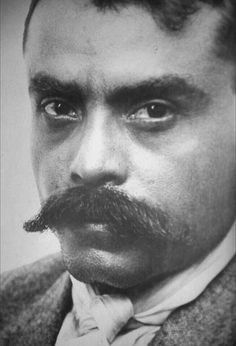"""It is better to die on your feet than to live on your knees.  –Emiliano Zapata"