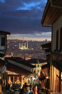 Ankara.