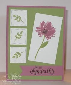 Avant Garden Sympathy or Any Occasion SC623
