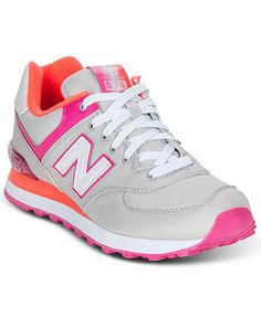 f0cc5cd39 New Balance Women's Shoes, 574 Sneakers & Reviews - Finish Line Athletic  Sneakers - Shoes - Macy's