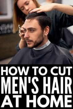 If you're looking for tutorials to teach you how to cut men's hair at home, we're sharing the best tips from barbers plus step by step videos! Boys Long Hairstyles, Step By Step Hairstyles, Haircuts For Men, Medium Hairstyles, Wedding Hairstyles, Hair Tutorials For Medium Hair, Medium Hair Cuts, Long Hair Cuts, Cut Hair At Home